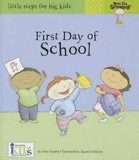 Now I'm Growing! - First Day of School by Nora Gaydos (2011, Hardcover)