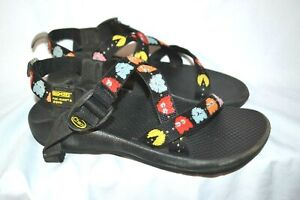 Youth CHACO Pac-Man Sports Sandals sz. 5