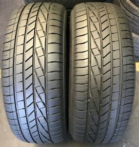 X2 235 55 19 Goodyear Excellence AO 6.5mm++!!!(2312)