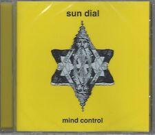 SUN DIAL - MIND CONTROL - (brand new still sealed cd) - st 1510