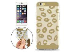 Étuis, housses et coques transparents iPhone 6 pour téléphone mobile et assistant personnel (PDA) à motifs