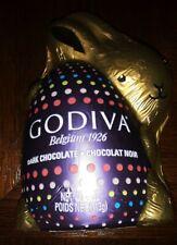 Godiva Dark Chocolate Bunny 4 oz