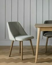 Frank Hudson Gallery Direct A set of 6 Elliot Dining Chair Neutral