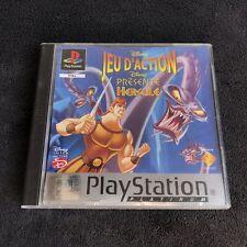PS1 Disney Jeu d'Action Disney Présente Hercule FRA Bon état
