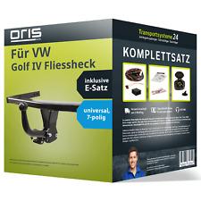 Anhängerkupplung ORIS starr für VW Golf IV Fliessheck +E-Satz NEU PKW