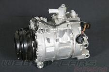 BMW 7er F01 F02 750i 760i 5er F10 550i X5 E70 X6 M 555PS Klimakompressor 9154072