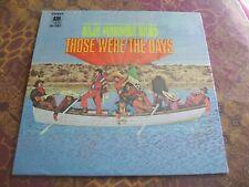 BAJA MARIMBA BAND - Those Were The Days. SEALED LP! 1968