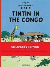 Tintin in the Congo by Herge