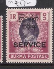 Burma SG O50 MOG (10dkt)