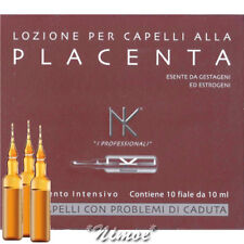 Placental Extract Hair Lotion Nicky Chini ® Lozione Capelli Placenta Anti-Caduta