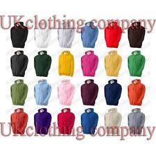 Gildan Adult Heavy Blend Hooded Sweatshirt Plain Sweatshirt top - s m l xl 2xl