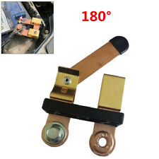 Auto Battery Disconnect Knife Blade Switch Mount On Negative Battery Post Only