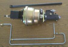 1954-1955 Buick Super & Roadmaster Power Brake Booster & Master Cylinder