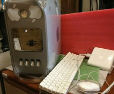 Apple Mac G4 PowerMac Tower M8570 W/ Keyboard, Mouse, & DVI to ADC Adapter *