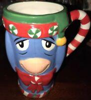 Eeyore Disney Store Winnie The Pooh  Cocoa  Coffee Mug A.A. Milne E.H. Shepard