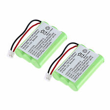 Lot of 2pcs Telephone Battery For Motorola V-Tech 89-1323-00-00 AT T Lucent27910