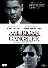 AMERICAN GANGSTER. dvd