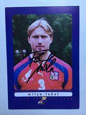 Autogramm MILAN FUKAL-Nationalteam Tschechien-Ex-HSV/Bor.M'gladbach/Bohemians-AK
