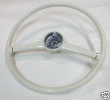 New ivory color steering wheel  fits Mercede w121 w120 190sl Ponton