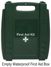 Water Resistant Robust First Aid Box