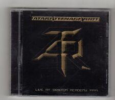 (IR622) Atari Teenage Riot, Live at Brixton Academy 1999 - 2000 CD