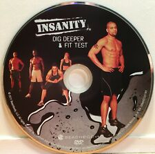 Insanity 60 Day Total Body Workout Program | Replacement Discs DVD | You Pick