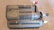 Walther Rechenmaschine WSR 160 (Kellerfund, antik)