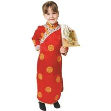 Enfant Fille Chinoise Costume Fancy Dress Outfit Nursery Jouer Âge 1-2yrs Kimono
