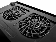 NZXT Cryo X60 Asymmetrical Mesh Style 4XUSB Dual 120mm Fan Notebook Cooler