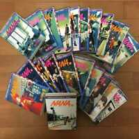 Japanese Comics Complete Full Set NANA Ai Yazawa vol. 1-21