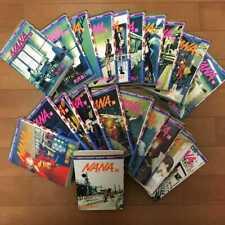 Japanese Comics Complete Full Set NANA Ai Yazawa vol. 1-21