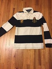 Polo Ralph Lauren Rugby Polo T Shirt Embroidered In Zara Box