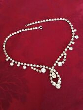 More details for stunning vintage 1950's ladies necklace  must see !