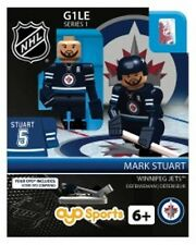 Mark Stuart OYO Winnipeg Jets NHL HOCKEY Mini Figure G1