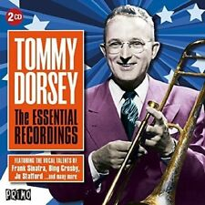 TOMMY DORSEY - ESSENTIAL RECORDINGS  2 CD NEW+