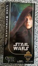Luke Skywalker Order of Jedi STAR WARS SIDESHOW 1:6 Scale EXCLUSIVE