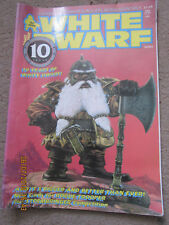 GDW GW WHITE DWARF MAGAZINES 349 351 352 353 354 355 LOT VGC