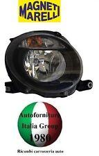 FARO LUZ PROYECTOR DELANTERO SUPERIOR DX P/NEGRO FIAT 500 07> 2007> MARELLI
