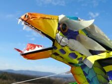 Einleiner 3D-Drachen Drache 193cm