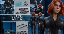 Hot Toys Black Widow Avengers Age Of Ultron 1/6 Scale Figure