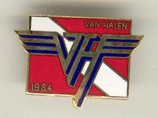 Van Halen rare 1984 logo enamel PIN new