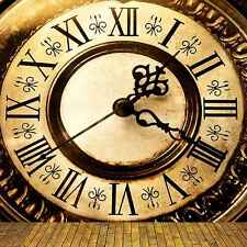New Year Clock 10'x10' CP Backdrop Computer printed Scenic Background CM-4792