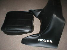 BLACK FL250 HONDA ODYSSEY SEAT COVER (with WELTING,PIPING)