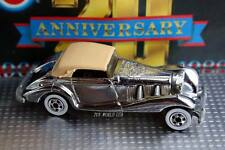 '88 Hot Wheels Mercedes 540K 20th Anniversary Chrome