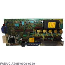 FANUC PCB - DC SERVO CONTROL A20B-0009-0320