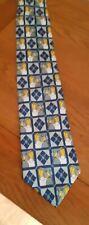 Simpson Character Golf Tie