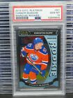 2015-16 O-Pee-Chee Platinum Connor McDavid Marquee Rookies RC #M1 PSA 10 Z660