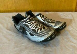 Pearl Izumi Viper R2 Boa Coiler Carbon Soled Road Bike Shoes w/SPD Cleats 9/42