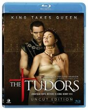 The Tudors - The Complete Season 2 (Blu-ray 3 disc) Uncut BRAND NEW SEALED AZ