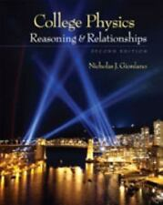 College Physics: Reasoning and Relationships (Textbooks Available with Cengage Y